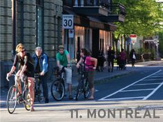 The 20 Most Bike-Friendly Cities In The World Bicycle Friendly Cities, Montreal Canada, Bike, Dreams, World, Travel, Bicycle Kick, The World, Bicycle