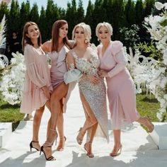 Nunta Ioana si Razvan - Mihai Roman Wedding Pics, Wedding Day, The Bride, Bride Flowers, H Style, Bridesmaid Dresses, Wedding Dresses, Storytelling, Roman