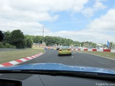 BMW M Corso 2014 auf der Nordschleife Nürburgring 24h