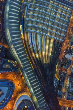 London from the sky by Jeffrey Milstein Photography