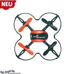 RC-Quadrocopter  X1  Micro Ufo AM 4 Kanal 2,4Ghz inkl. 2 Akkus von Amewi