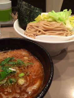 Shurimp Tsukemen  肉入り海老つけ麺