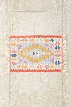 Assembly Home Isolde Kilim Printed Rug - Urban Outfitters