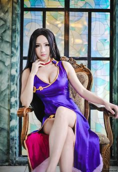 Boa Hancock Cosplay – ONE PIECE