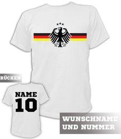 """Tolle Fanartikel zur Fußball-WM 2014, wie """"Artdiktat Deutschland Fan T-Shirt - Deutschland Trikot zur Fussball Meisterschaft 2014 Brasilien - Wunschname und Nummer"""" jetzt hier anschauen: http://fussball-fanartikel.einfach-kaufen.net/t-shirts-tops/artdiktat-deutschland-fan-t-shirt-deutschland-trikot-zur-fussball-meisterschaft-2014-brasilien-wunschname-und-nummer/"""