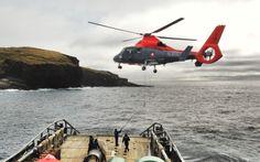 Armada realizó el mantenimiento de señales marítimas en el extremo sur