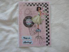 simple birthday card 2016 Simple Birthday Cards, I Card, Handmade, Hand Made, Easy Birthday Cards, Craft