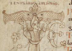 Psautier, avec cantiques et litanies Source: gallica.bnf.fr Bibliothèques d'Amiens métropole, Ms. 18, fol. 137v.