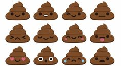 26 ingeniously creative ways to express your feelings with the poop emoji