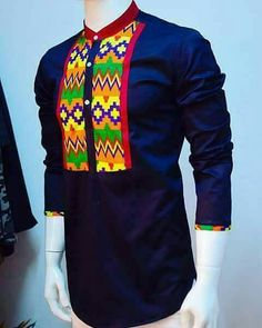 adekunle African Shirt and pant set Couples African Outfits, African Dresses Men, Latest African Fashion Dresses, African Print Fashion, African Wear Styles For Men, African Shirts For Men, African Attire For Men, Wedding Guest Suits, Moda Afro