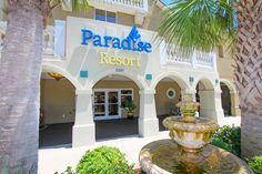 Paradise Resort Condos for Sale | Myrtle Beach Condos   #paradiseresort  http://www.c21theharrelsongroup.com/paradise-resort/