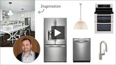 Galley Kitchen Update | House & Home