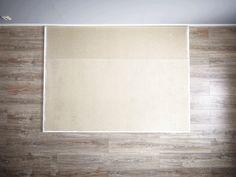 L'immagine mostra come realizzare un letto utilizzando i mobili da cucina IKEA METOD