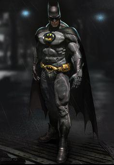 Batman - Haigang Huang