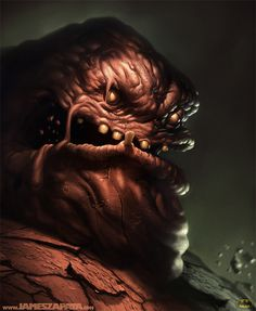 Clayface by James Zapata