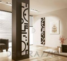 #radiator #design #interior   Радиатор Cordivari Graphic Picture, Totem