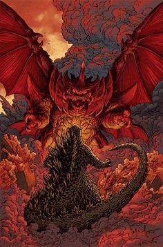 .@DaveWachter posted the process to the final issue of Godzilla Cataclysm! Check it out! http://bit.ly/1wNRDGY