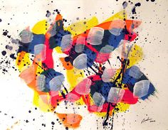 Marcel Barbeau OCOQ born February 18 1925 is a Canadian artist Born in Montreal Quebec he studied with PaulEmile Borduas He completed Foret vierge Abstrait, Canadian Artists, Painter, Pics, Western Art, Painting, Abstract Artwork, Art, Abstract Painters