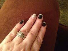 mardi gras/carnival nails   style  pinterest