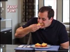 Bacon Bowl Infomercial...quick and easy way to create a bacon bowl.  <3