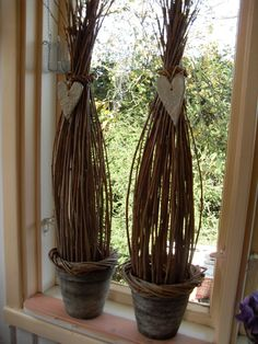 pajupuut Pots, Plant Hanger, Fall Decor, Macrame, Vines, Weaving, Home And Garden, Basket, Rustic