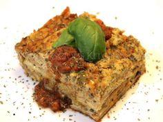 Sebi Alkaline Electric Veggie Lasagna by Ty's Conscious Kitchen Alkaline Diet Plan, Alkaline Diet Recipes, Raw Vegan Recipes, Vegan Foods, Vegetarian Recipes, Healthy Recipes, Vegan Vegetarian, Vegan Meals, Healthy Gourmet