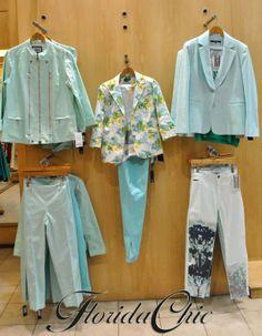 florida chic coleccion turquesa celeste  2014 moda talles grandes del 42 al 60  locales en belgrano y avellaneda