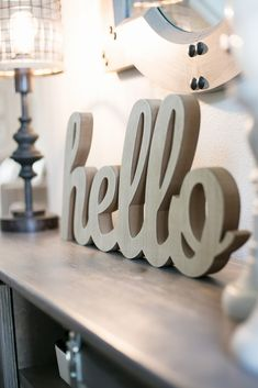 Traditional with a Twist of Buffalo Check — This Old New House Rustic Farmhouse, Farmhouse Style, Hello Sign, Entryway Furniture, Rustic Feel, Comfort Zone, Buffalo Plaid, Traditional House, Barn Doors
