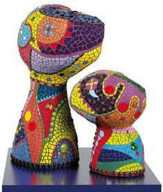 Marianne Y. Naerebout | Sculpturen