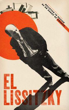 El Lissitzky Foi um artista, designer, fotógrafo, tipógrafo e arquiteto Russo. Nasceu na Russia a 23 de novembro de 1890, Pochinok, Rússia