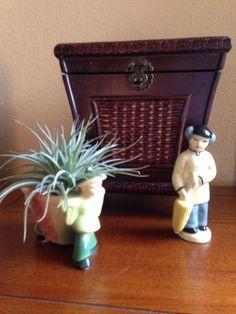 Vintage Asian figurines