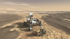 """23 'eyes' & panoramic 3D images: Meet NASA's Mars 2020 Rover (PHOTO) https://tmbw.news/23-eyes-panoramic-3d-images-meet-nasas-mars-2020-rover-photo  NASA's newest Mars rover will be kitted out with 23 'eyes' to capture more detailed 3D and color images of the Red Planet than ever before.The camera-laden rover will be able to better show obstacles, capture panoramas and study the atmosphere on its Mars mission.""""Camera technology keeps improving,"""" Justin Maki, Mars 2020's imaging scientist…"""