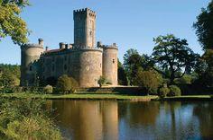 château de Montbrun, Haute-Vienne, Limousin