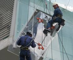 Image result for glass installation