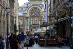 Lesser Known Capitals of Europe: Bucharest, Romania Cheap European Cities, European Countries, Places Around The World, Around The Worlds, Rome, Best Places To Work, Little Paris, City Break, Digital Nomad
