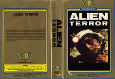 """Alien Terror"" Alien 2, Spin, Earth, Inspired, Movies, Films, Film Books, Movie, World"