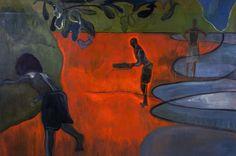 Ma première rencontre avec Peter Doig a eu lieu dans un musée de Montréal. Journée froide de mars 2014, un dimanche banal. Le nom de cet artiste ne m'était pas inconnu. Peter Doig m'avait été prése…