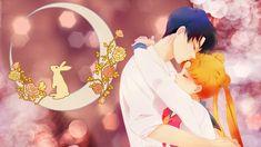 Sailor Moon: Usagi and Mamoru by Mitche27.deviantart.com on @DeviantArt