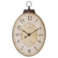 Found it at Joss & Main - Carro Wall Clock