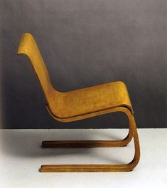 Chair by Avar Alto
