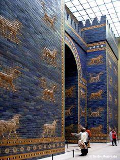 Berlin - Pergamon Museum - Ihr Immobilienmakler und Berlin Liebhaber - follow us www.imcentra.de
