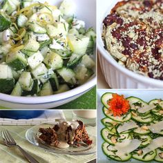 13 Fresh and Healthy Zucchini-Filled Recipes