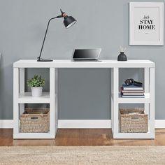 Wade Logan® Agastya Computer Desk