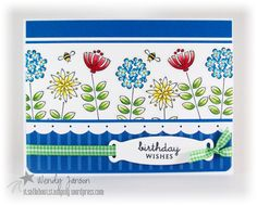 Sweet Summer Revisited at It's All About Stamping 5/31/12