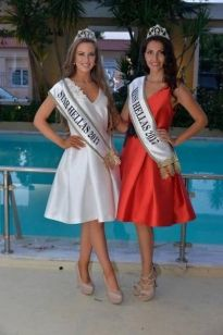 Star Hellas 2017: Maria Psilou. Miss Hellas 2017: Theodora Soulia.
