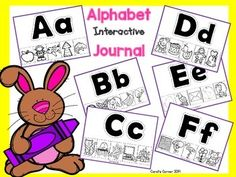 This ABC Interactive Journal is perfect for your little learners to create as they learn letter-sound correspondence. Children can cut out the letter, color images that begin with the letter, cut, and paste!This will give them a perfect anchor chart for letter sounds!All you need is a composition notebook, scissors and glue!The pack includes-A-Z Cut and Paste (Uppercase and Lowercase)-Matching pictures for each letterI'd love to hear your feedback!