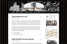 Lakes Area Theatre  http://www.clouiscreative.com