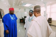 GOSSIP, GISTS, EVERYTHING UNLIMITED: PHOTOS: Ambode, Tinubu And Other Governors At APC ...