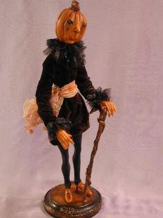 Fantasy Art Dolls By Vania Cruz Perez
