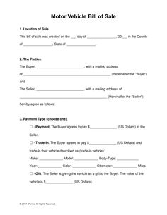 Informative speech outline 02 speech pinterest outlines and free motor vehicle dmv bill of sale form word pdf eforms thecheapjerseys Gallery